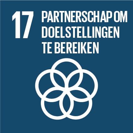 17. Partnerschap om doelen te bereiken
